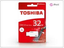 32 GB USB pendrive - Toshiba TransMemory U303 - USB 3.0 - white