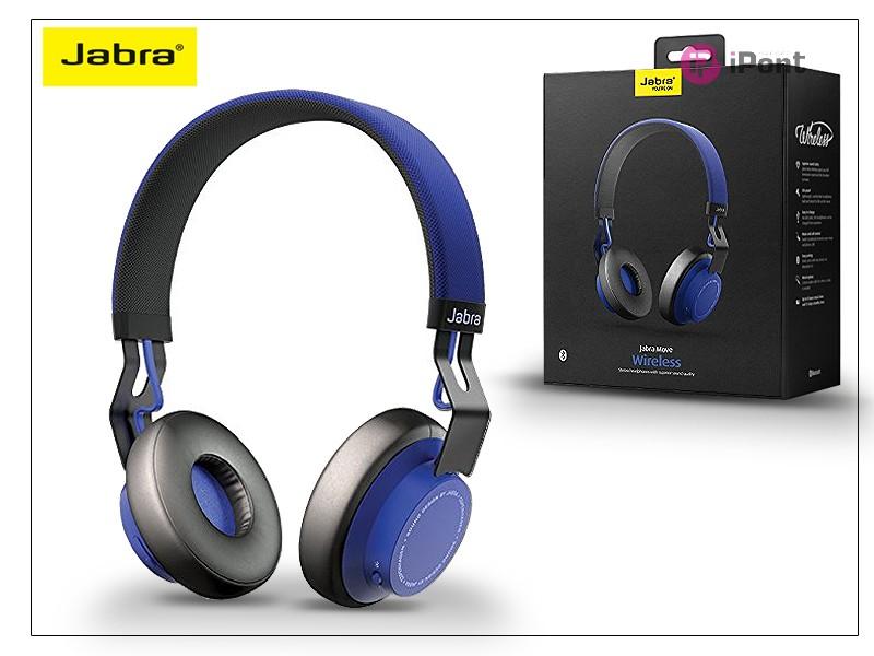 Jabra Move Wireless Bluetooth sztereó fejhallgató - MultiPoint - cobalt cc74f9ff18