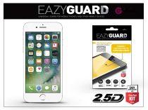 Apple iPhone 7 gyémántüveg képernyővédő fólia - Diamond Glass 2.5D Fullcover - fehér