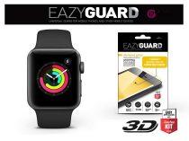 Apple Watch Series 3 (42 mm) gyémántüveg képernyővédő fólia - Diamond Glass 3D Fullcover - fekete