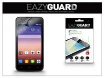 Huawei Ascend Y550 képernyővédő fólia - 2 db/csomag (Crystal/Antireflex HD)