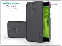 Huawei Nova 2 Plus hátlap képernyővédő fóliával - Nillkin Frosted Shield - fekete