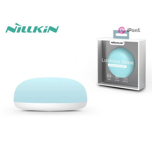 Nillkin vezeték nélküli parázsfény - Nillkin Luminous Stone Wireless Nightlight - kék - Qi szabványos